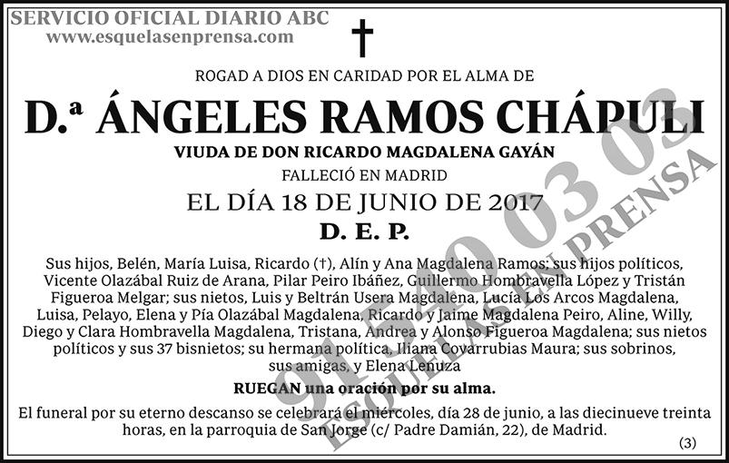 Ángeles Ramos Chápuli